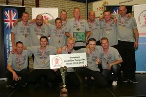 LaCo Kampioen seizoen 2012 / 2013